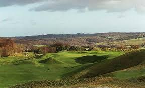 Painswick 6th hole