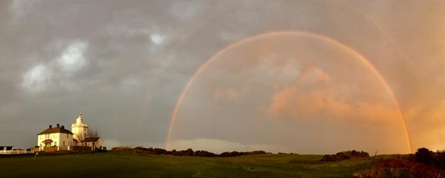 Rainbow Cromer pana