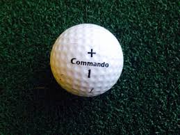 commando golf ball