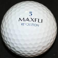 maxfli revolution